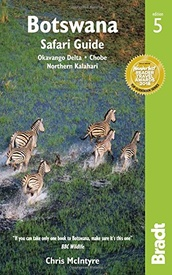 Reisgids Botswana Safari Guide  | Bradt Travel Guides