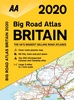 Wegenatlas Big Road Atlas Britain 2020 | AA