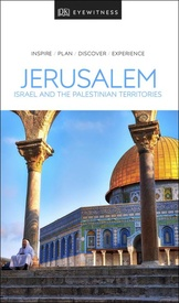 Reisgids Eyewitness Travel Jerusalem, Israel and the Palestinian Territories | Dorling Kindersley