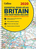 Britain Essential Road Atlas 2020