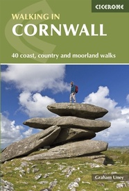 Wandelgids Walking in Cornwall | Cicerone