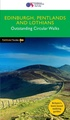 Wandelgids 47 Pathfinder Guides Edinburgh, Pentlands & the Lothians    | Ordnance Survey