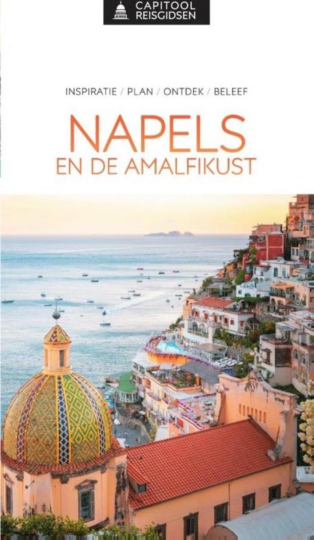 Reisgids Capitool Napels en de Amalfi kust | Unieboek
