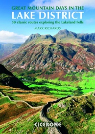 Wandelgids Great Mountain Days in the Lake District | Cicerone