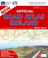 Wegenatlas official Roadatlas of Ireland 2012-2013 - Ierland | Ordnance survey