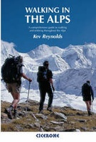 Wandelgids Walking in the Alps | Cicerone