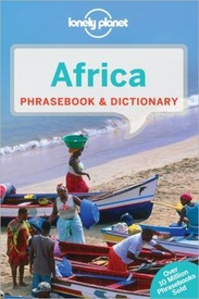 Woordenboek Phrasebook & Dictionary Africa - Afrika | Lonely Planet
