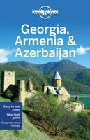 Reisgids Lonely Planet Georgia, Armenia & Azerbaijan - Georgië, Armenië & Azerbeidzjan | Lonely Planet