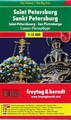 Stadsplattegrond City Pocket Sint Petersburg | Freytag & Berndt