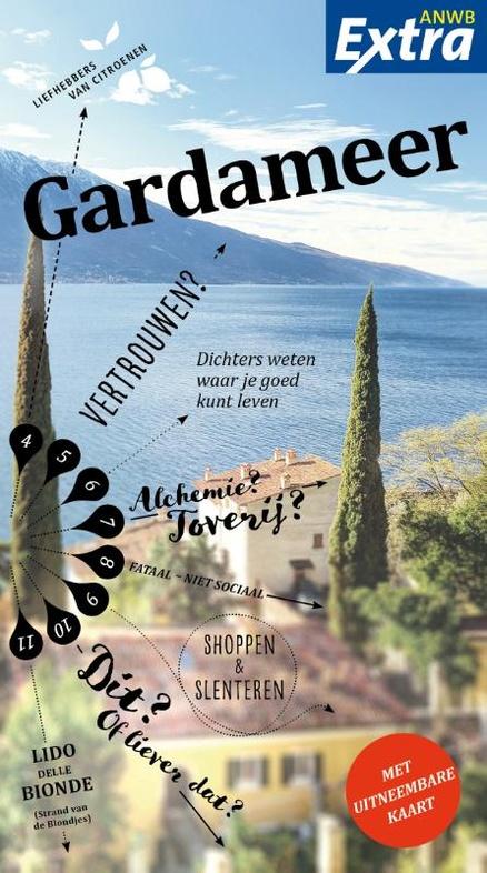 Reisgids ANWB extra Gardameer | ANWB Media | vanaf €11,95