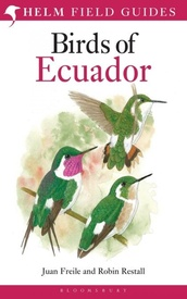 Vogelgids Birds of Ecuador | Bloomsbury