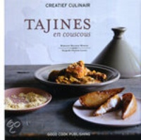 Kookboek Marokko -Tajines en couscous |  Good Cook
