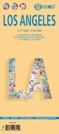 Stadsplattegrond Los Angeles | Borch