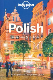 Woordenboek Phrasebook & Dictionary Polish - Pools | Lonely Planet
