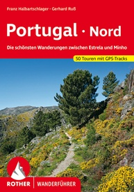 Wandelgids Portugal Nord - noord | Rother
