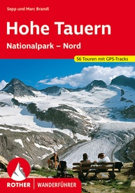 Wandelgids 92 Hohe Tauern | Rother