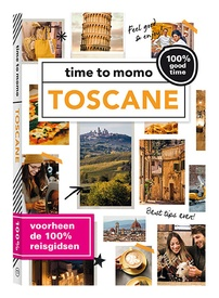 100% Toscane time to momo | Mo'Media