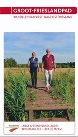 Wandelgids 14 LAW Groot-Frieslandpad | Wandelnet