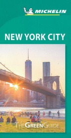 Reisgids Green guide New York city  | Lannoo
