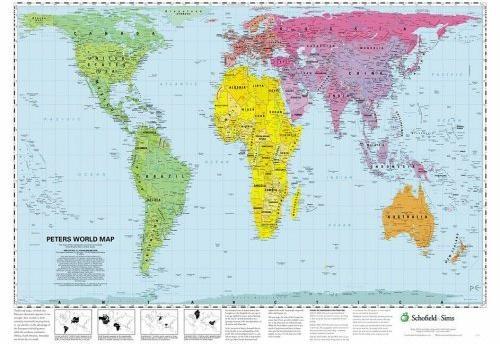 Wereldkaart 78 world peters projectie 93 x 53 cm schofeld wereldkaart 78 world peters projectie 93 x 53 cm schofeld thecheapjerseys Images