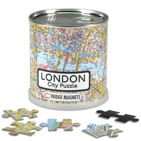 Magnetische puzzel City Puzzle Magnets London - Londen | Extragoods