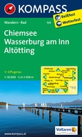 Chiemsee - Wasserburg am Inn - Altötting