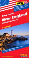 New England & Atlantic Noordoost USA