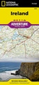 Wegenkaart - landkaart 3303 Adventure Map Ireland - Ierland | National Geographic