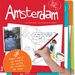 Kinderreisgids Draw Your Map Amsterdam | Link
