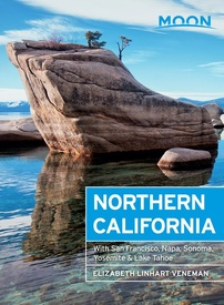 Reisgids Northern California - Noord Californië  | Moon Travel Guides