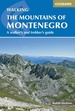 Wandelgids The Mountains of Montenegro | Cicerone
