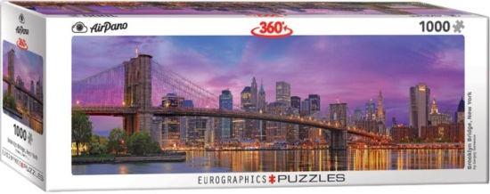 Puzzel Brooklyn Bridge, New York cover