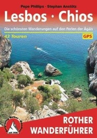 Wandelgids Lesbos - Chios | Rother Bergverlag