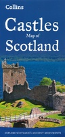 Castles map of Scotland - Schotland kastelen