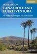 Wandelgids Walking on Lanzarote and Fuerteventura | Cicerone