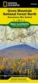 Wandelkaart - Topografische kaart 747 Green Mountain National Forest North - Moosalamoo NRA - Rutland | National Geographic