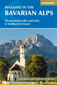 Wandelgids Beieren - Walking in the Bavarian Alps | Cicerone
