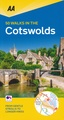 Wandelgids 50 Walks in  the Cotswolds | AA