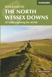Wandelgids Walking on the North Wessex Downs | Cicerone
