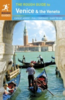 Reisgids Rough Guide Venice -Venetië & the Veneto |  Rough Guide
