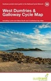 Fietskaart 36 Cycle Map West Dumfries & Galloway | Sustrans