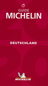 Accommodatiegids Rode gids Deutschland – Duitsland 2020 | Michelin