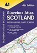 Wegenatlas Glovebox Atlas Scotland - Schotland | AA