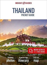 Reisgids Insight Pocket Guide Thailand | Insight Guides