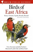 Field Guide to the Birds of East Africa - hardcover edition