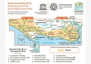 Wandelkaart - Topografische kaart OL15 Explorer Purbeck and South Dorset | Ordnance Survey