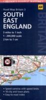 03 Wegenkaart - Road Map Britain 3 South East England (Landkaart Zuid Oost Engeland) | AA Publishing