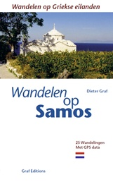 Wandelgids Wandelen op Samos | Graf Editions