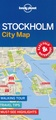 Stadsplattegrond City map Stockholm | Lonely Planet