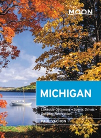 Reisgids Michigan (USA) | Moon Travel Guides